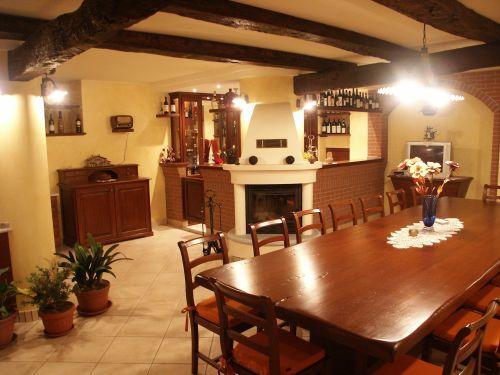 Tavernetta for Foto di taverne arredate